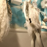 Bergdorf Goodman Pairs Fashion & Feathers with Marchesa, Premiere Designer at BG