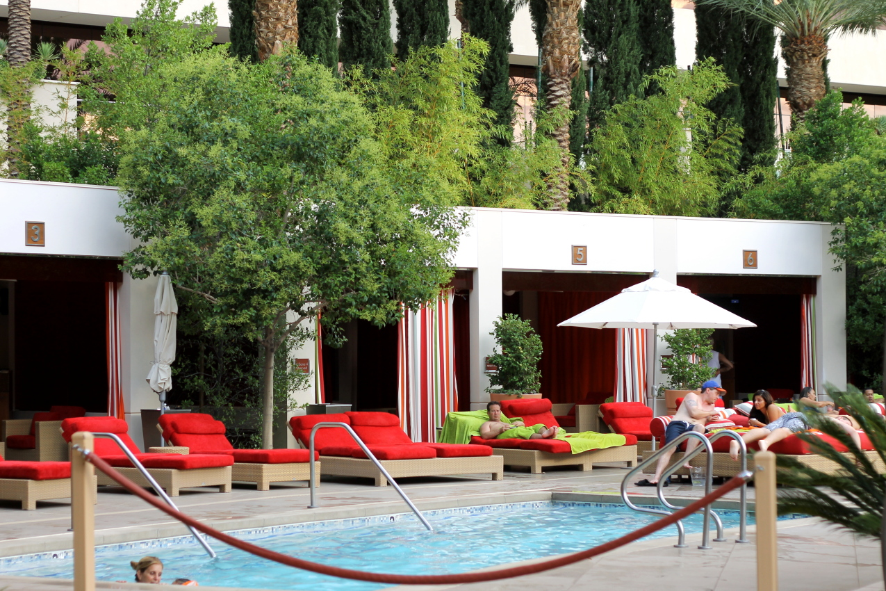 red rock casino and resort review part 1 pool and spa u2013 styleat30