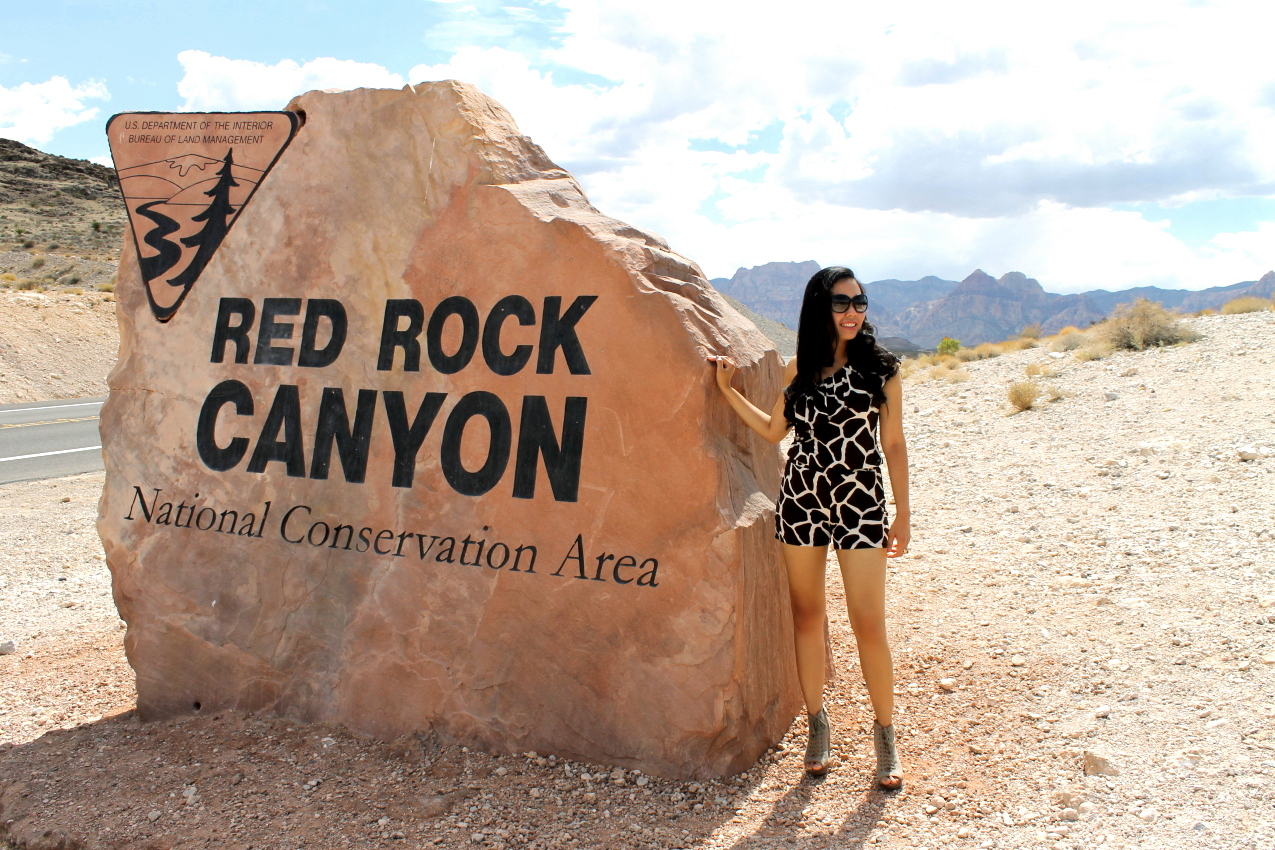 red rock canyon casino