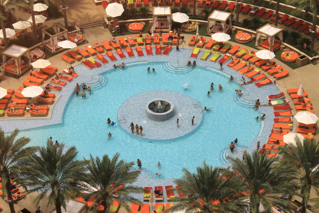 Red Rock Casino And Resort Review Part 1 Pool And Spa