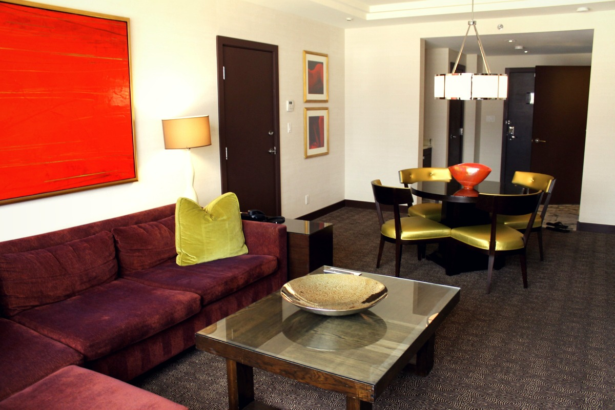 Red Rock Casino And Resort Review Part 3 Signature Suite