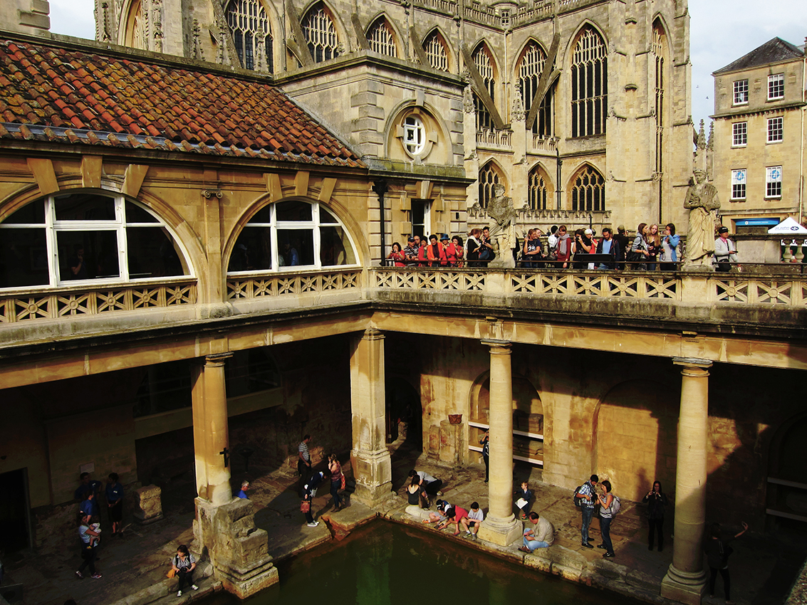 Visiting City of Bath UNESCO World Heritage Site in Somerset - STYLEAT30