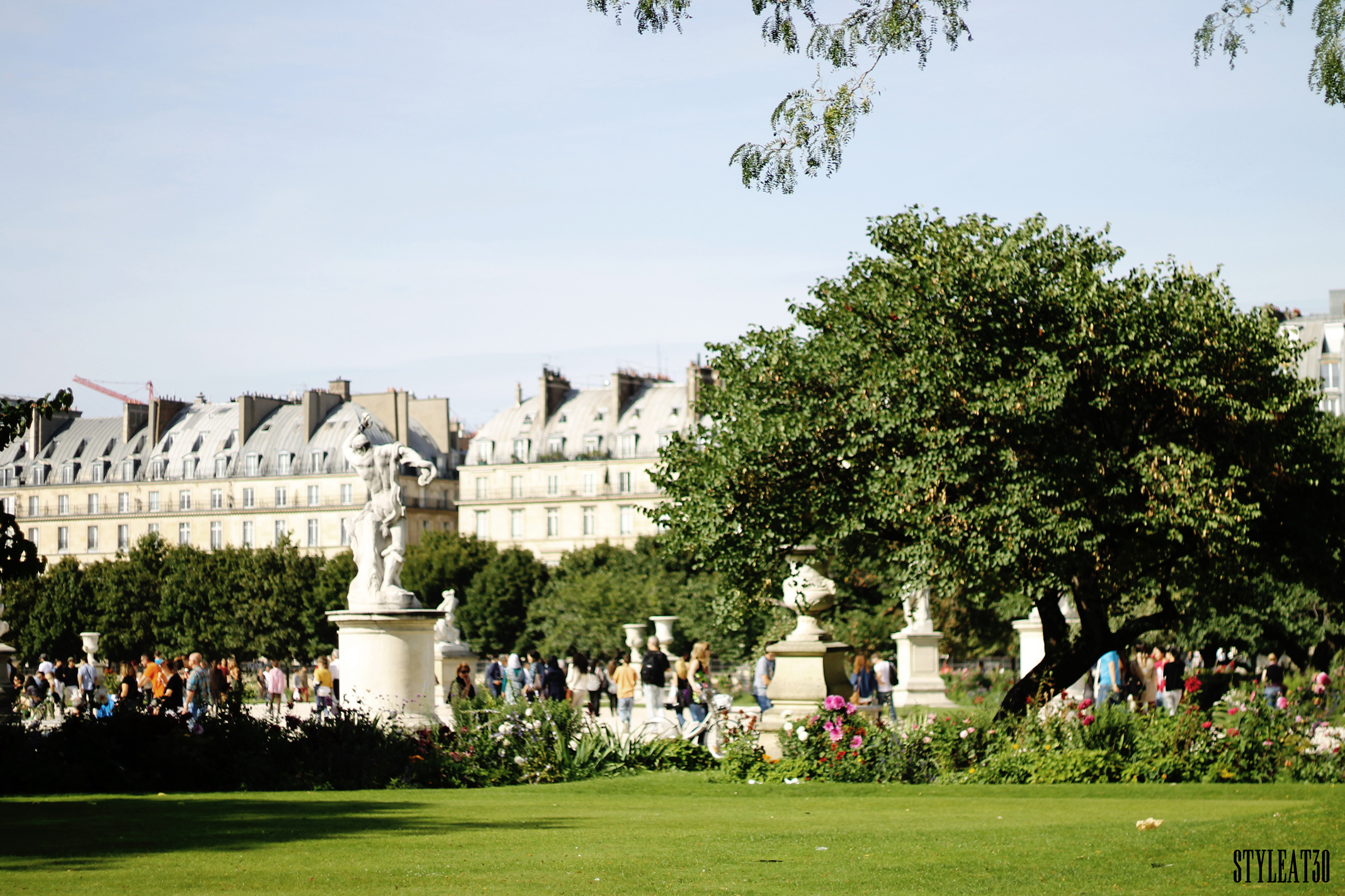 Moments at mus e du louvre jardin du luxembourg styleat30 for Jardin du luxembourg
