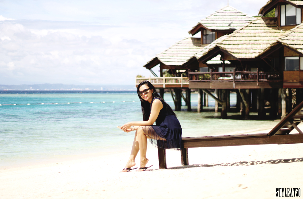 Sharing My Moment at Pearl Farm Beach Resort, Davao, Philippines