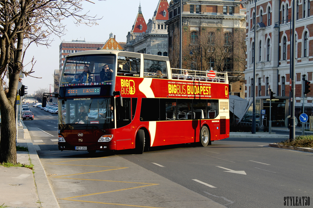 Styleat30 Flight Of Fancy To Budapest With Big Bus Tours