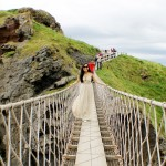 STYLEAT30 Fashion & Travel Blog - Carrick-A-Rede Rope Bridge - Ballintoy, Northern Ireland 12