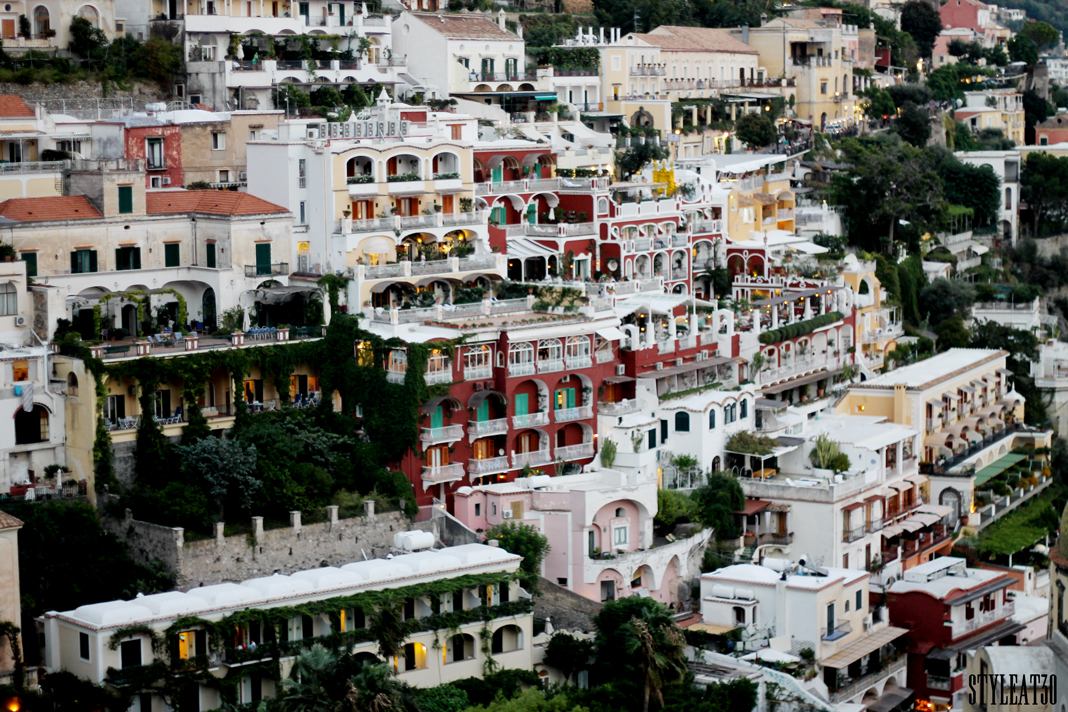 You Won't Believe How Exquisite & Ethereal the Beauty of Positano Is