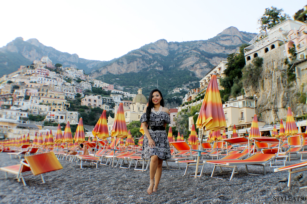 3 Day Itinerary In Positano Styleat30