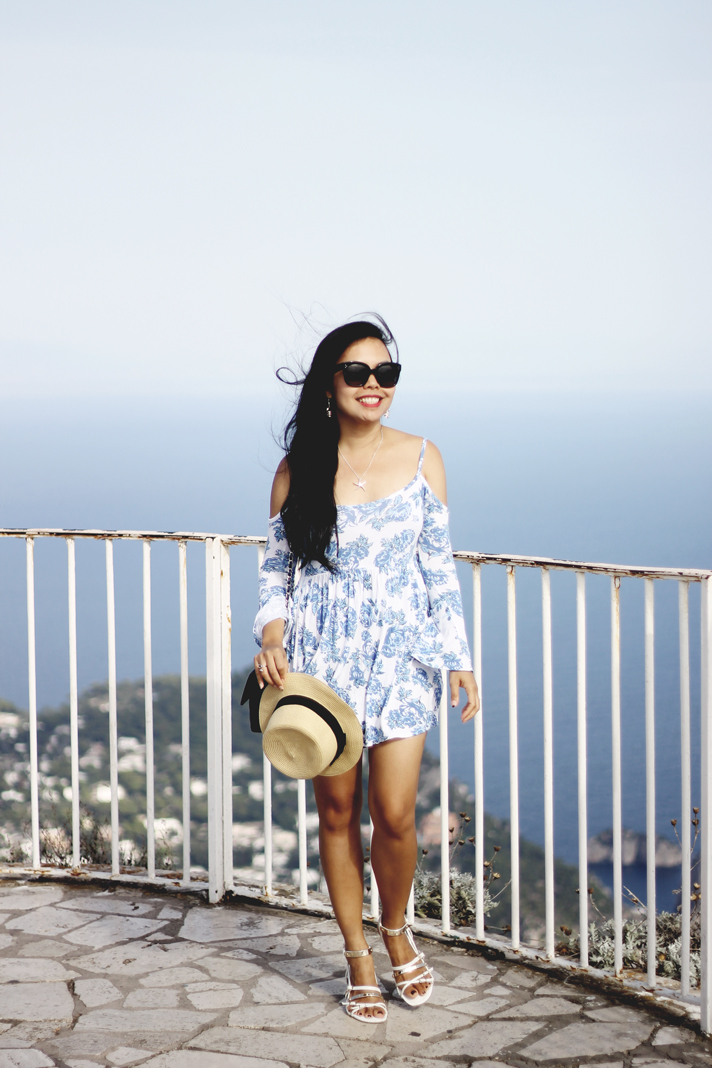 Anacapri, Italy Travel Guide - Fashion + Travel Blog - 11