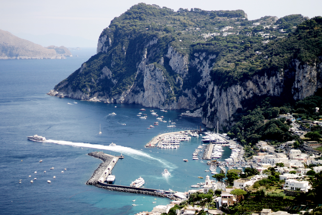 Capri Travel Guide | Travel + Leisure | Phoenician Steps | Fashion + Travel Blog | 05