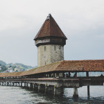 Styleat30 Fashion + Travel Blog - Chapel Bridge + Water Tower - Lucerne, Switzerland - 03