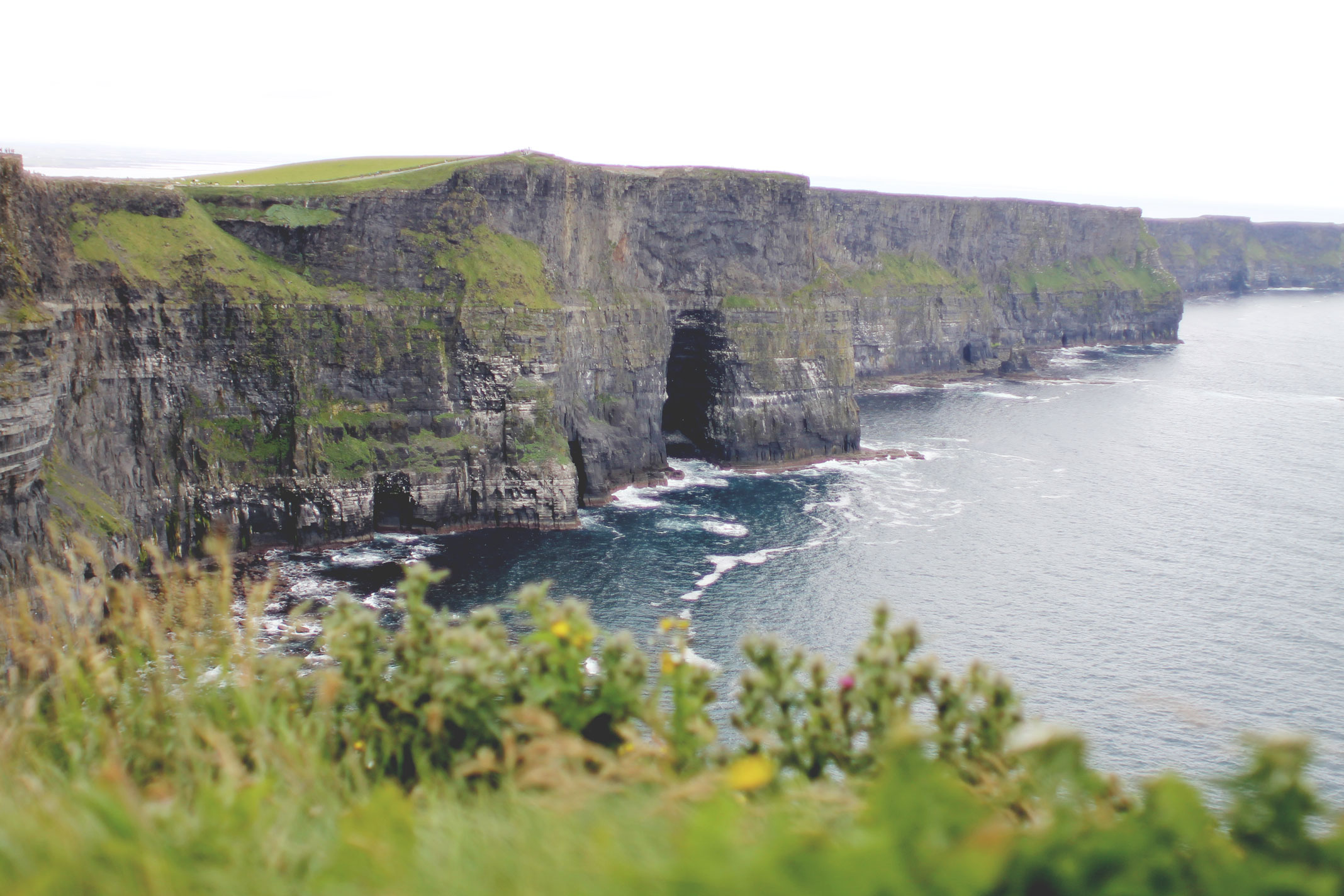 Dublin, Ireland Travel - Cliffs of Moher - Styleat30 Blog