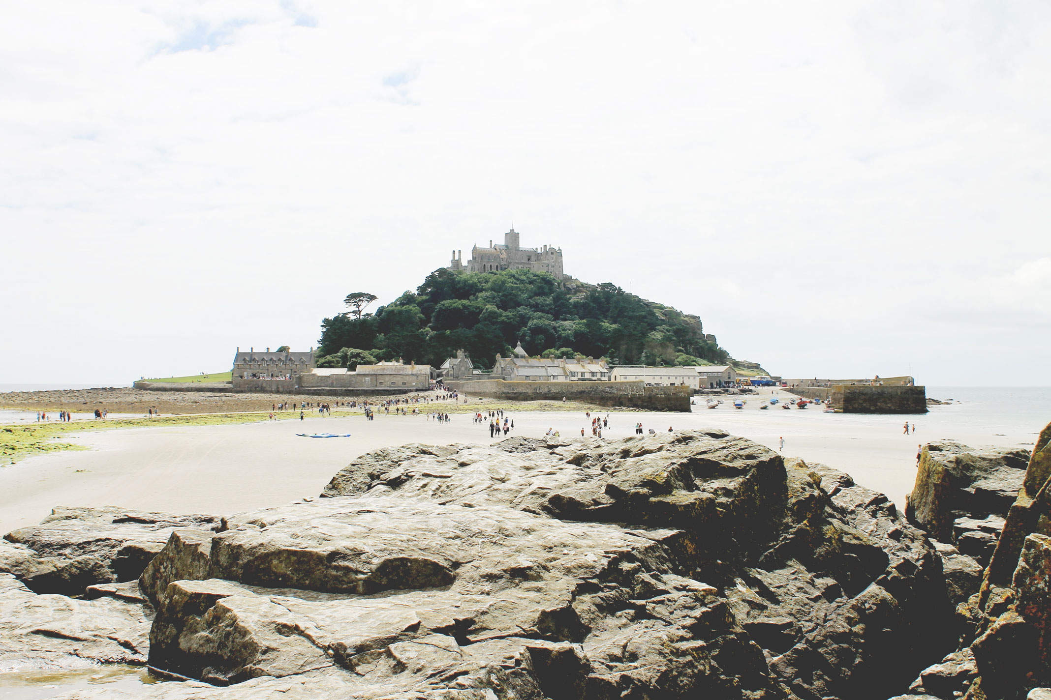 London to Cornwall Holidays - St Michael's Mount - Travel UK - Styleat30 Blog - 02