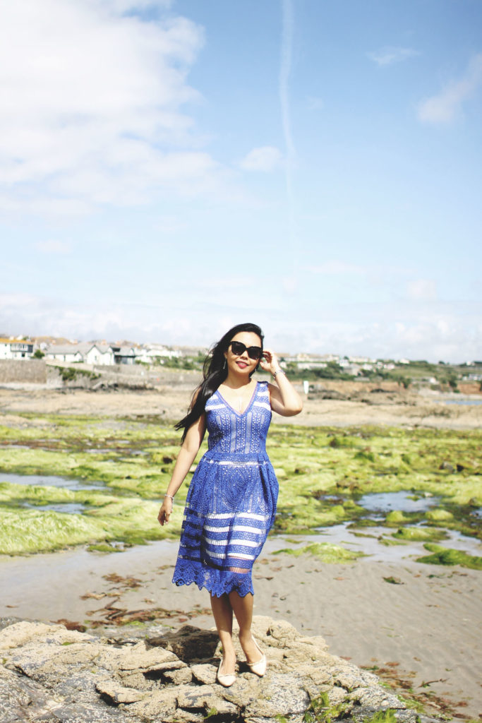 London to Cornwall Holidays - St Michael's Mount - Travel UK - Styleat30 Fashion UK - 01
