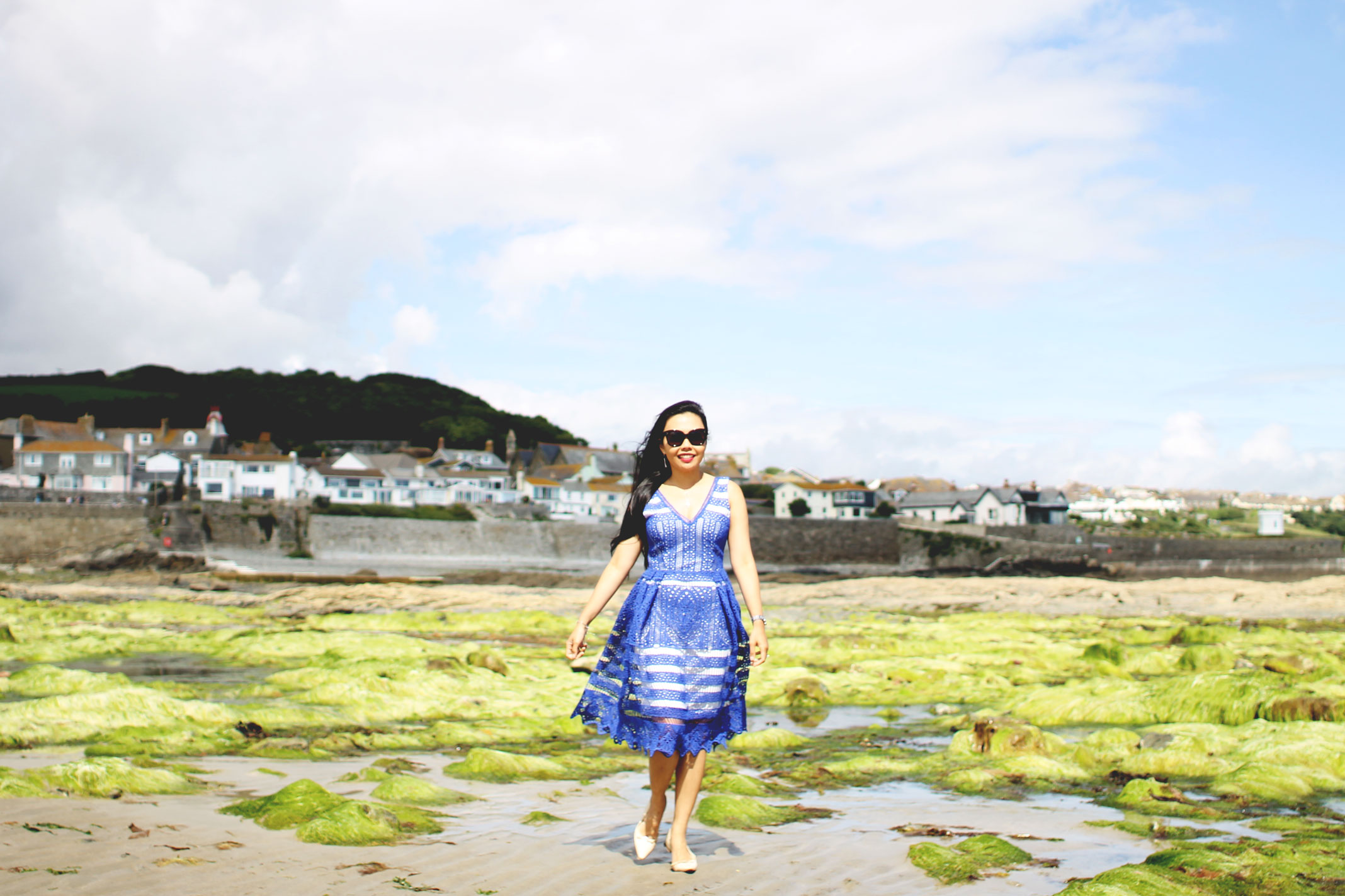 London to Cornwall Holidays - St Michael's Mount - Travel UK - Styleat30 Fashion UK - 02
