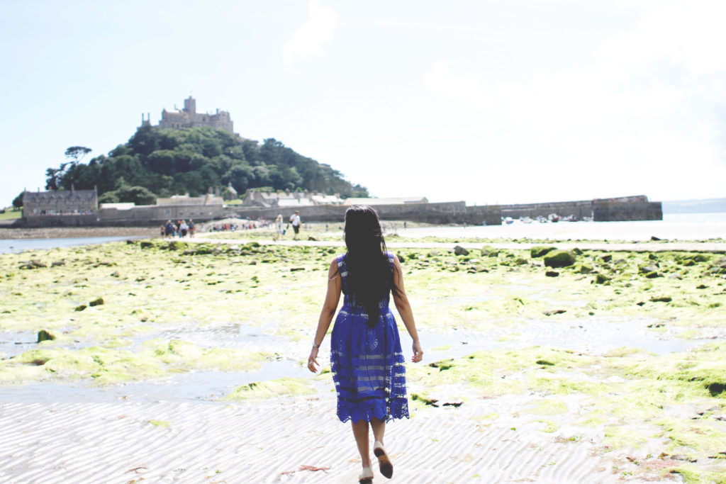 London to Cornwall Holidays - St Michael's Mount - Travel UK - Styleat30 Fashion UK - 03