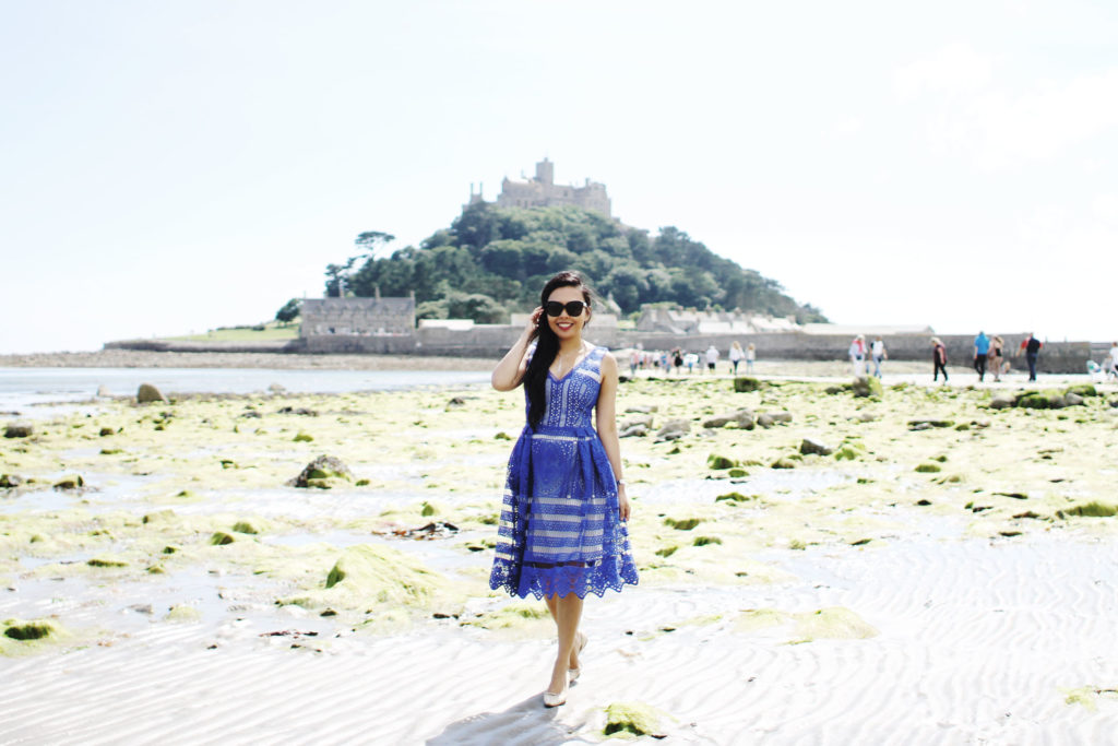 London to Cornwall Holidays - St Michael's Mount - Travel UK - Styleat30 Fashion UK - 07