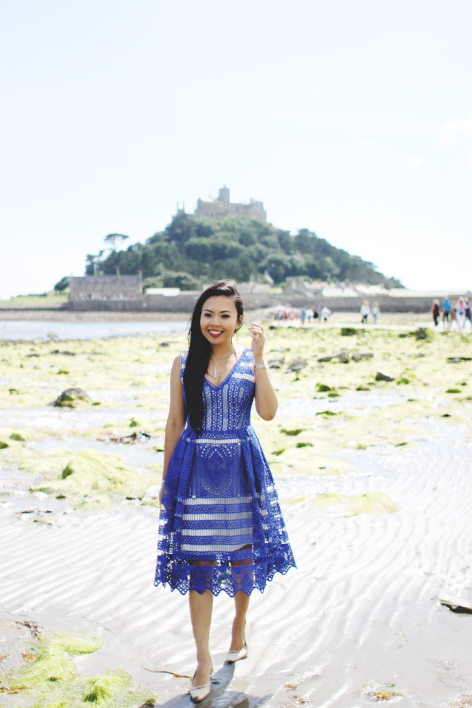 London to Cornwall Holidays - St Michael's Mount - Travel UK - Styleat30 Fashion UK - 08