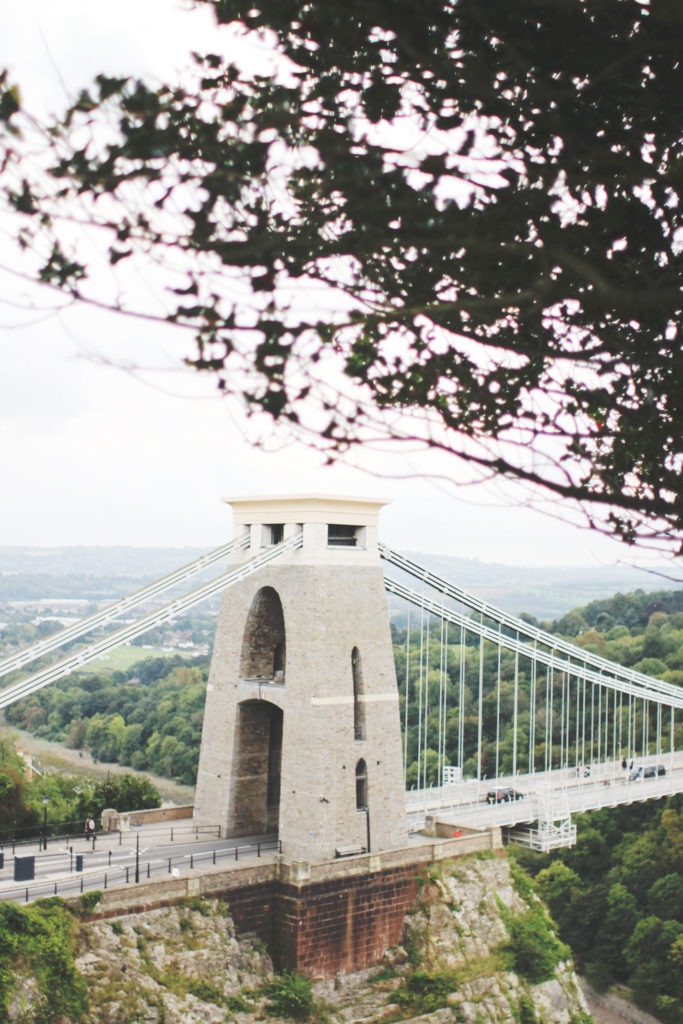 Styleat30 - Fashion + Travel UK - Bristol - Clifton Suspension Bridge - Start a Travel Blog