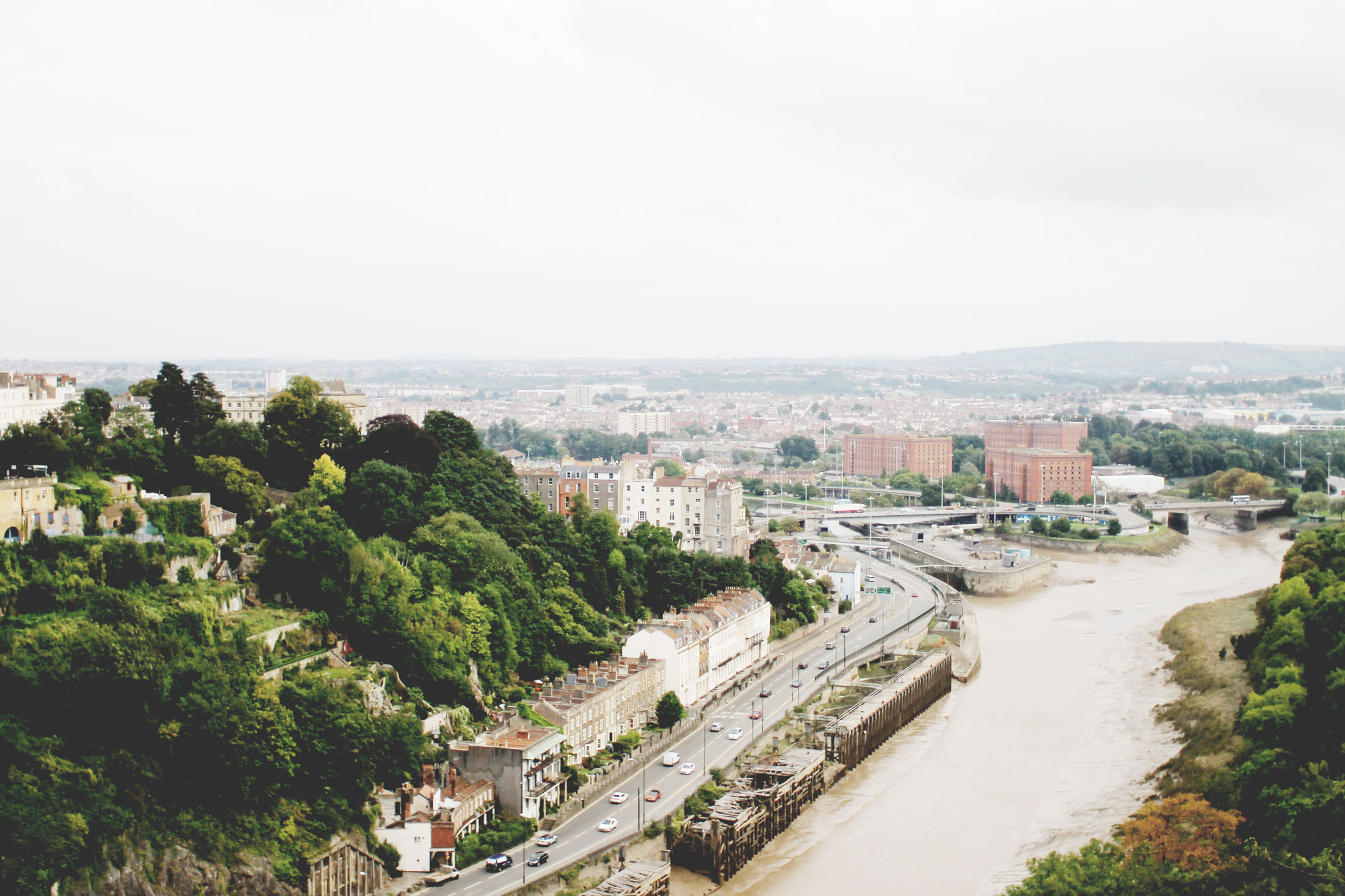 Styleat30 - Travel UK - Bristol - Clifton Suspension Bridge - Start a Blog - Party Dress - Zaful Promotion 06