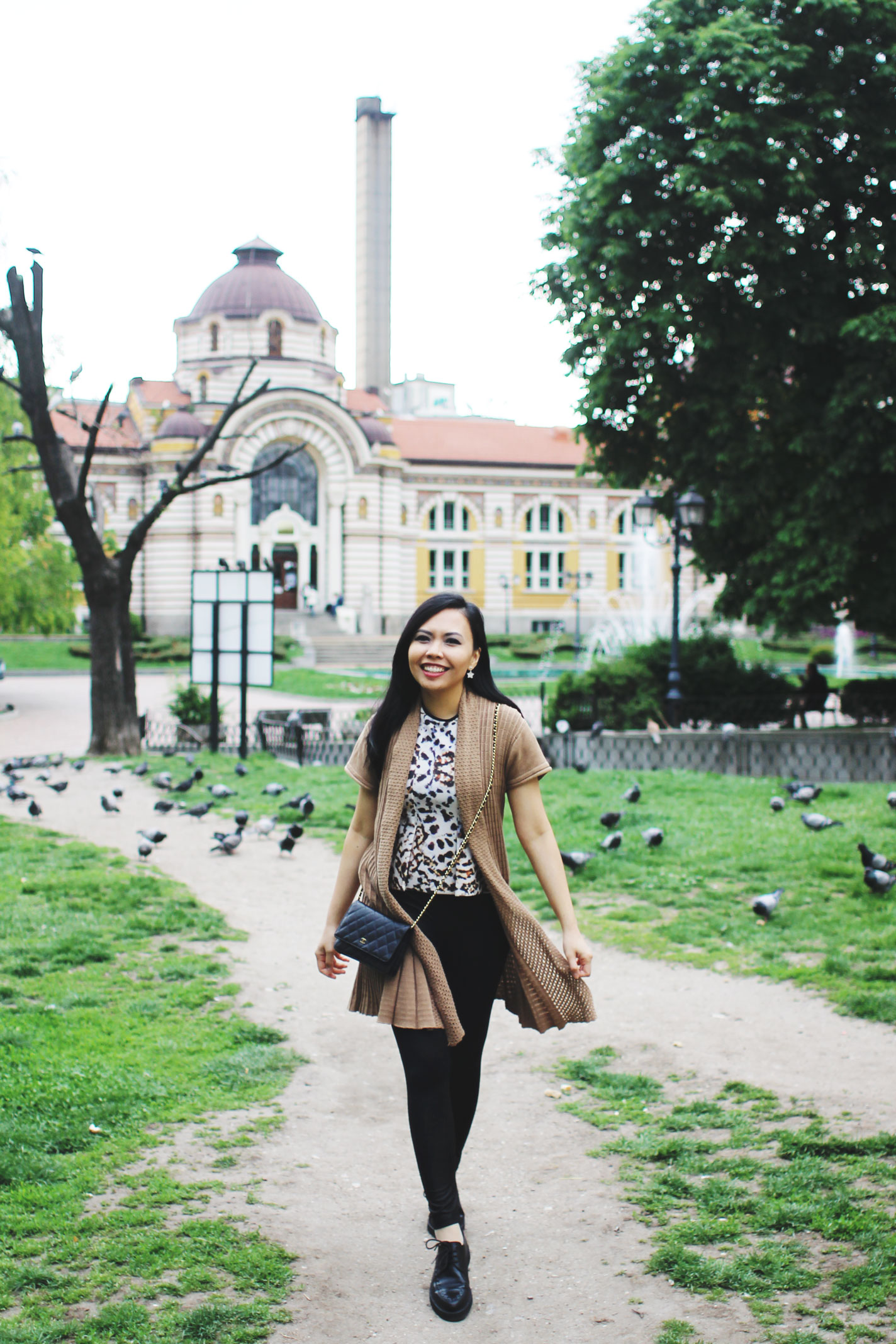 What to Wear to Sofia, Bulgaria Travel - Styleat30.com 03